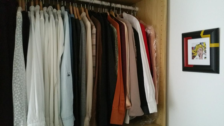 couleurs dans garde robe business
