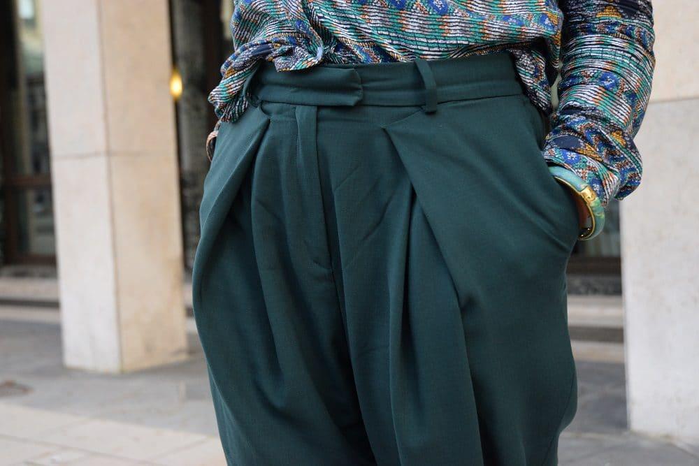 pantalon-vert-détails