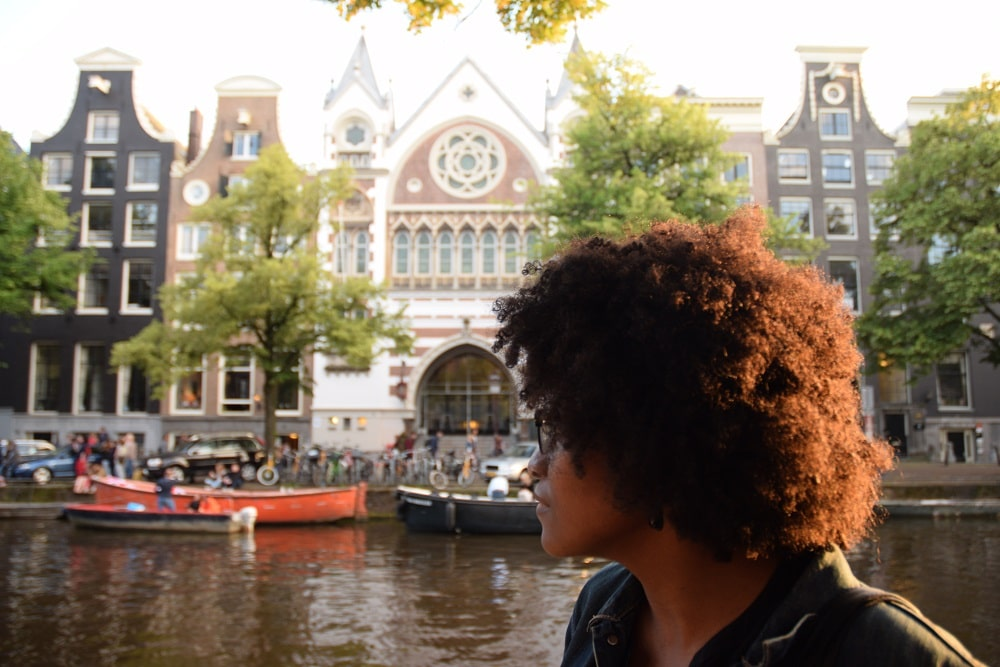 amsterdam sundown