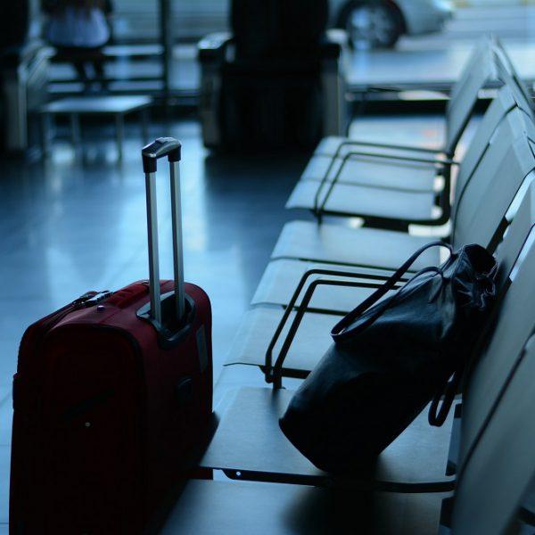 déplacement professionnel valise