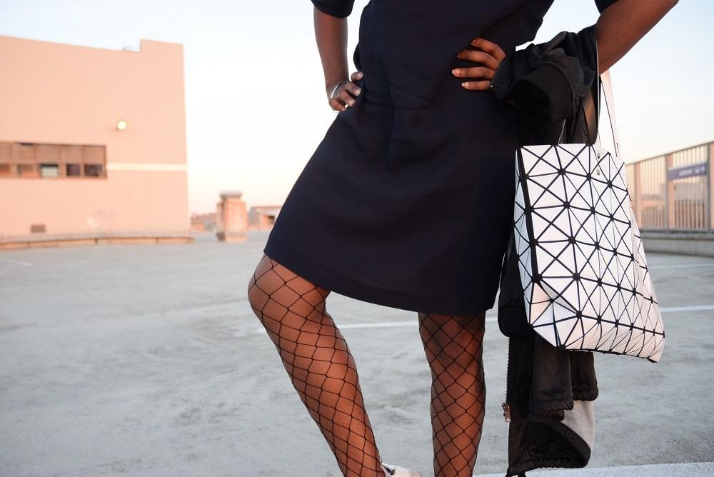 Des Deadlinesamp; Collants Porter Au Résille Dresses Bureau wPXiOZTku