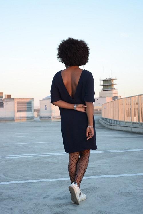 Deadlinesamp; Collants Résille Dresses Porter Des Au Bureau w0OPnk