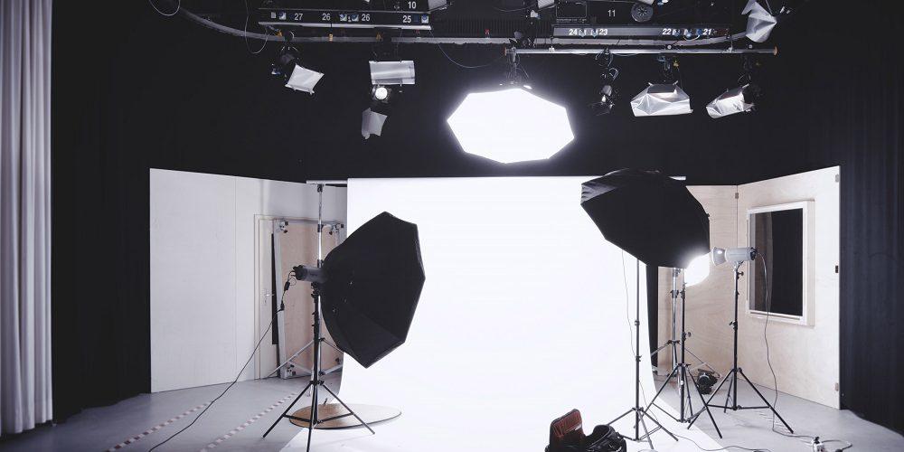 Vidéo Studio tournage