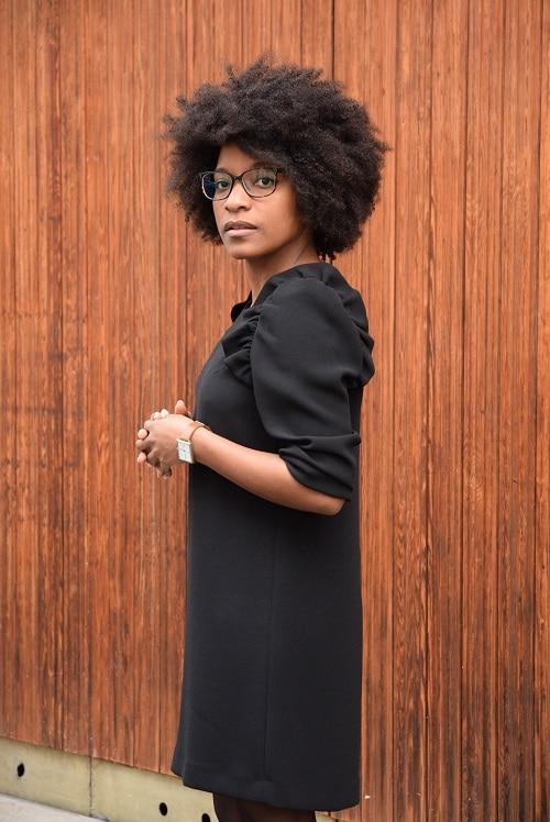 petite robe noire arrogante
