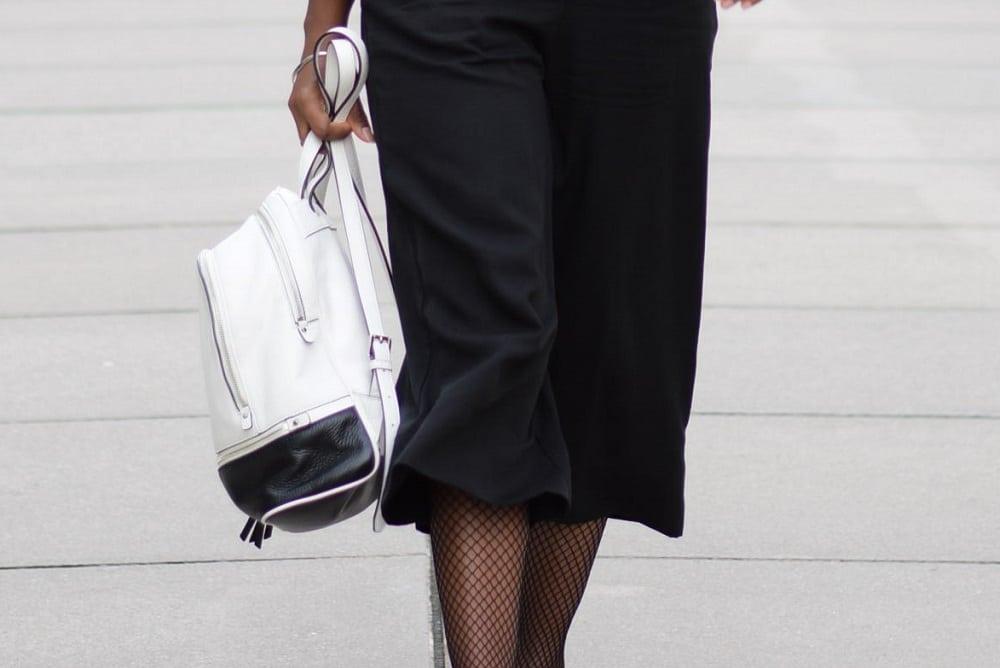 porter une jupe-culotte au bureau teaser