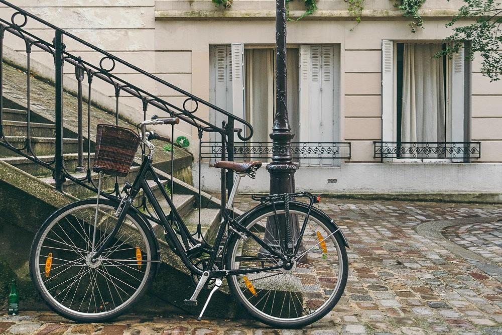 aller travailler à vélo