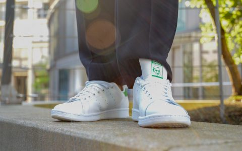 stan smith blanches et vertes